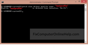 how to delete windows 8 wireless network using command prompt.png