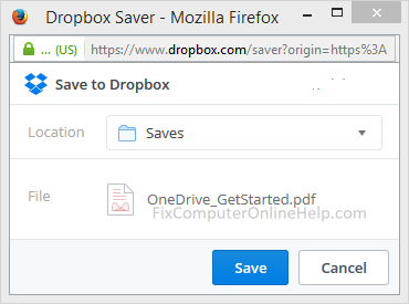 how to get dropbox on my computer